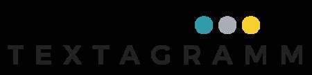 Textagramm Logo